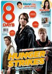 8 Days The Hunger Games Cover 22 March 2012 Issue 1118