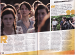 8 Days The Hunger Games Feature Page 32 33 22 March 2012 Issue 1118