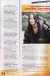 8 Days The Hunger Games Feature Page 34 22 March 2012 Issue 1118