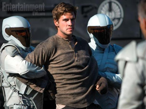 Entertaintment Weekly Gale Hawthorne Liam Hemsworth Peacekeepers
