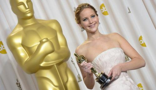 Jennifer Lawrence The Oscars 2013 Best Actress